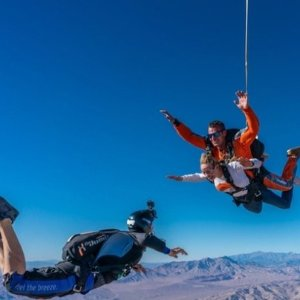 As low as $39 with TandemGroupon GoJump Las Vegas Skydiving Jump Sale