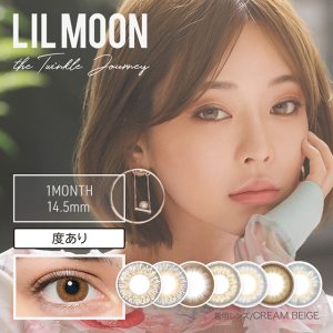 Ending Soon: From $10.49 + Free International ShippingLIL MOON 1Day Disposable Colored Contact Lens 10 pcs