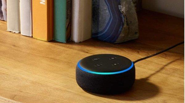男神必备好货清单!Echo Dot3代$0.99!