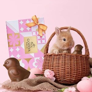 Free Shipping with $15+ ordersBuy 1 get 1 at 50% off select Easter Gifts @Godiva.com