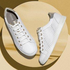 """低至5折+额外85折!€42收运动鞋Geox 意大利国民品牌 舒适度满分的""""会呼吸的鞋"""""""