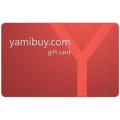 【兑换】亚米礼卡$10 享专属礼卡价