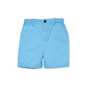 Burberry儿童短裤