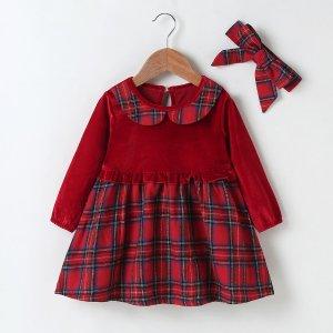 patpat小童连衣裙