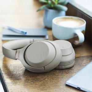 现价 £272(原价£330)Sony WH-1000XM3 顶级无线降噪耳机特卖