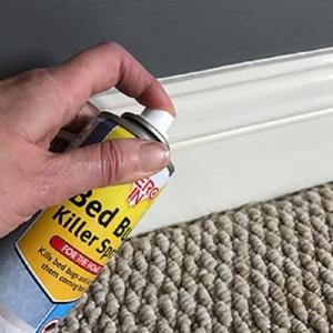 杀虫剂£5 跟虫虫say byeZero in 床铺地毯亲肤杀虫剂、衣物防蛀剂好价特卖