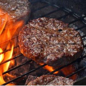 24*6oz牛肉汉堡肉