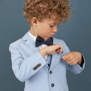 满$60享8折+包邮H&M 儿童服饰、鞋履等产品特卖 时尚品味从宝宝抓起