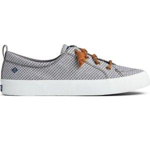 SperryCrest Vibe Mini Check Sneaker