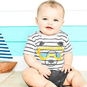 Extra 20% Off $40+Up to 60% Off Summer Blast Off @ Carter's