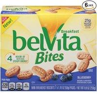 Belvita 迷你早餐饼干 蓝莓口味 30袋装