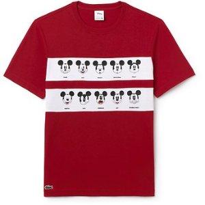 MEN'S MICKEY MOUSE T恤