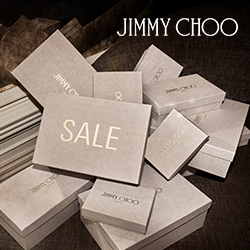 Further Markdown At 50% off Spring Summer 19 Sale @ Jimmy Choo