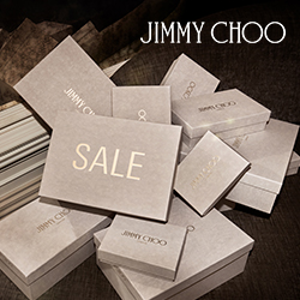 Last Week for 50% OffJimmy Choo SS19 Shoes, Bags Sale