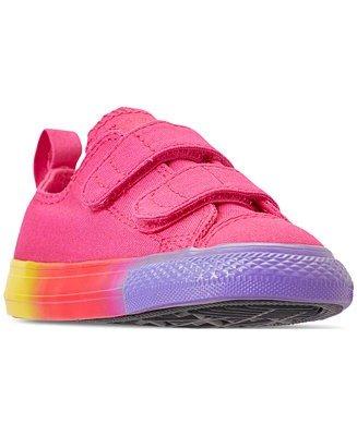 女幼童运动鞋