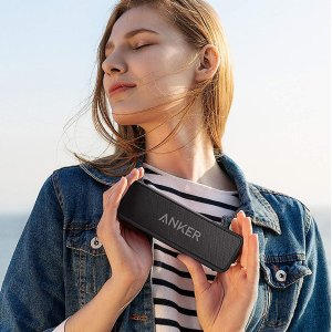 低至5.2折 €27就收蓝牙音箱Anker 耳机/音箱热促 降噪优秀 防尘防水 性价比超高