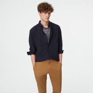 瘦版男士衬衫