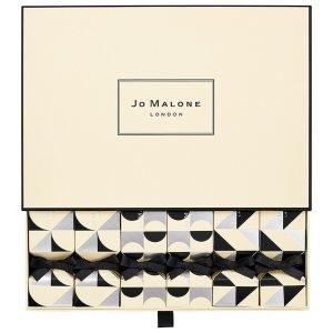 仅今日 无门槛8折+送2个大牌小样黑五来啦:Jo Malone 祖玛珑 香氛  圣诞礼盒上新啦