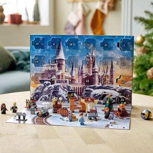 £23收封面哈利波特款Lego 圣诞倒数日历开卖 收哈利波特、星球大战、复仇者联盟