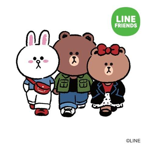 低至6折 £7速度收手慢无:Uniqlo X Line Friends 可可爱爱过夏天 很多款式等你来