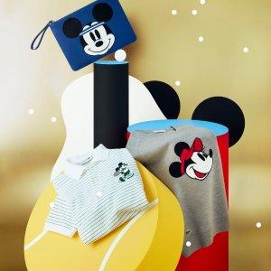 $89.95起 入超萌T恤Lacoste X Disney 合作款正式开售