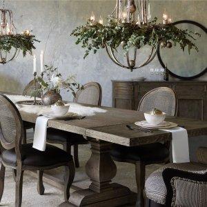 Arhaus 奢华定制家具、家饰热卖