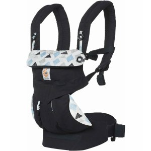 ErgobabyFour Position 360 Carrier - Triple Triangles