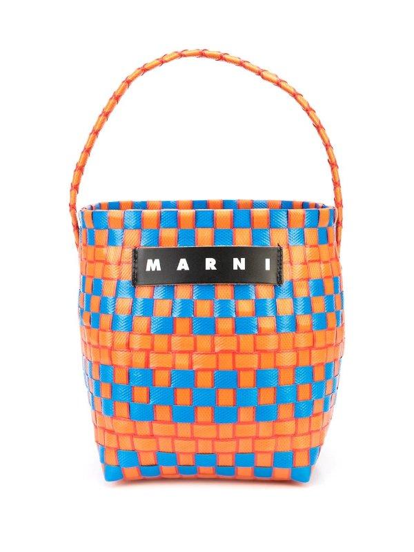 small Pod bucket bag