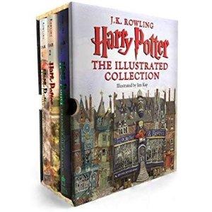 $56.5(原价$120)史低价:Harry Potter 哈利波特精装书