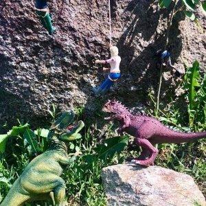 $15起(原价$24.99)Schleich 模型玩具 男孩子们快来 这里有只恐龙耶