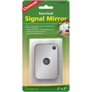 "Coghlans 2"" x 3"" Signal Mirror"