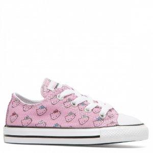 ConverseX Hello Kitty Chuck Taylor 帆布鞋