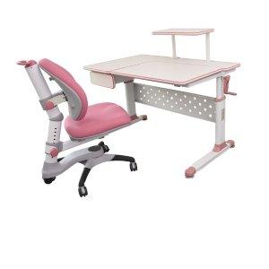 $239.99起 (原价$322.50 )补货:ApexDesk 儿童可升降学习桌(桌子+椅子 粉色)