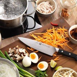 折扣区5折起 £29收实用菜刀Zwilling 双立人官网大促区好价 收实用刀具、锅具套组
