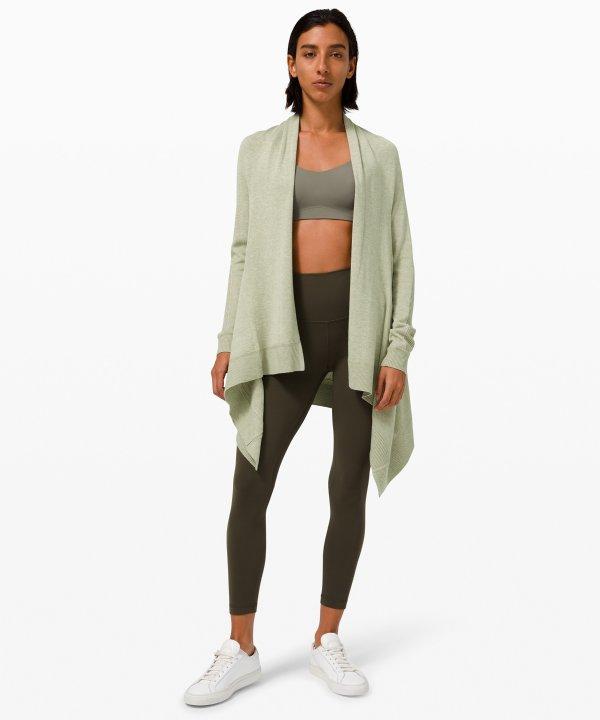 Cashlu™针织外套