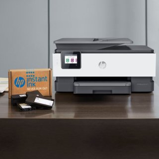 HP - OfficeJet Pro 8025 Wireless All-In-One Instant Ink Ready Printer
