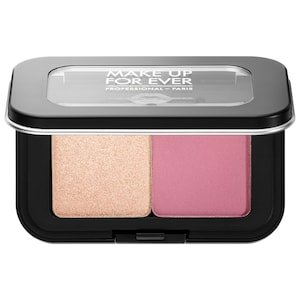 Artist Face Color Mini Highlighter & Blush Duo - MAKE UP FOR EVER | Sephora