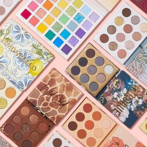 Up to 45%Colourpop  All 12 Pan Palettes Hot Sale