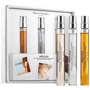 REPLICA Travel Spray Set (Beach Walk, Lazy Sunday Morning, Jazz Club) - MAISON MARGIELA | Sephora