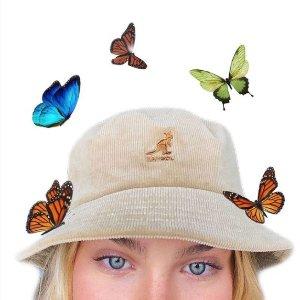 爆款8折 £32就收糖果色渔夫帽Kangol 渔夫帽大促 爆款网红渔夫帽、画家帽、报童帽款超全