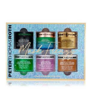 $75(Value $254)MASK FRENZY 6-PIECE KIT @ Peter Thomas Roth