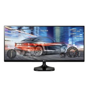 $178.86(原价$199)LG 25'' 21:9 超宽屏 IPS 显示器 下单锁价