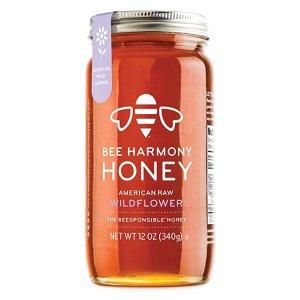 Bee Harmony野花原蜜 12 Ounce