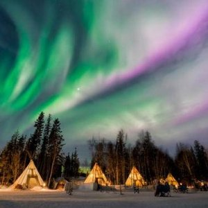 As low as $56.68Canada Yellowknife Aurora Tour