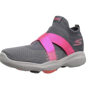 $34.77起(原价$100)Skechers 斯凯奇 Go Walk系列 女士袜式运动鞋 US5码