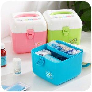 好妈妈胜过好医生有备无患妈妈可安心 宝宝应急小药箱常用物品推荐
