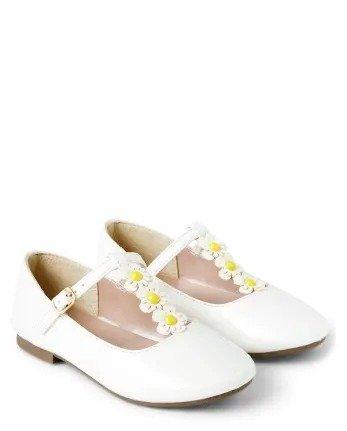 女童芭蕾平底鞋
