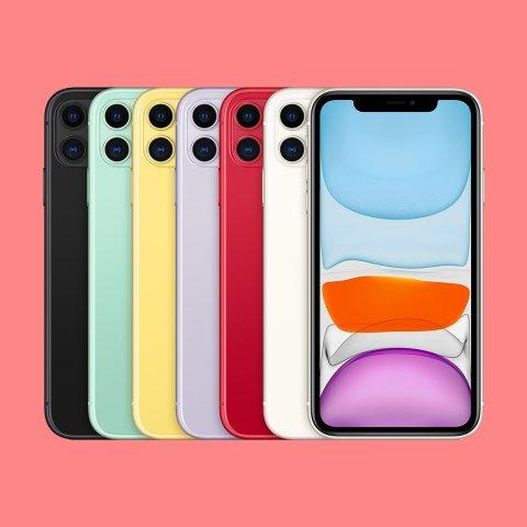 8折起 绿色款12mini€649可收Apple 限时折 收Iphone12、12mini全系列 A14处理器使用更流畅