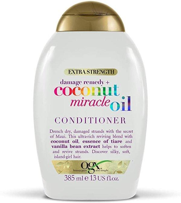 椰子油洗发水 385ml