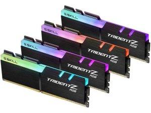 G.SKILL TridentZ RGB 64GB (4 x 16GB) DDR4 3000 C16